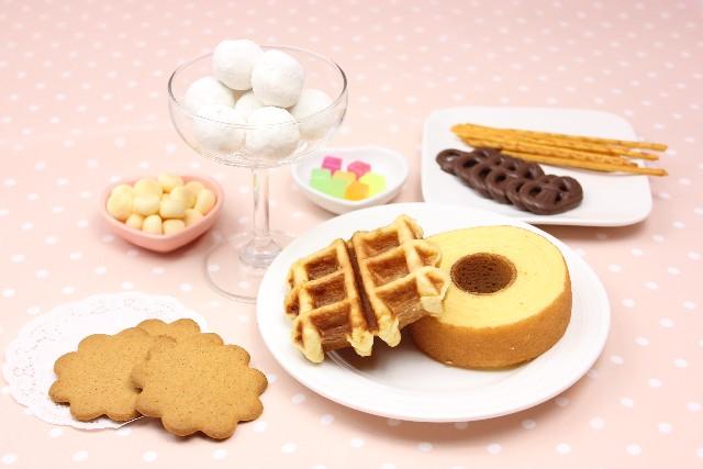 葉酸とお菓子