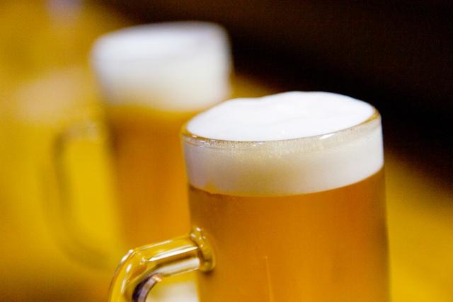 アルコールと葉酸