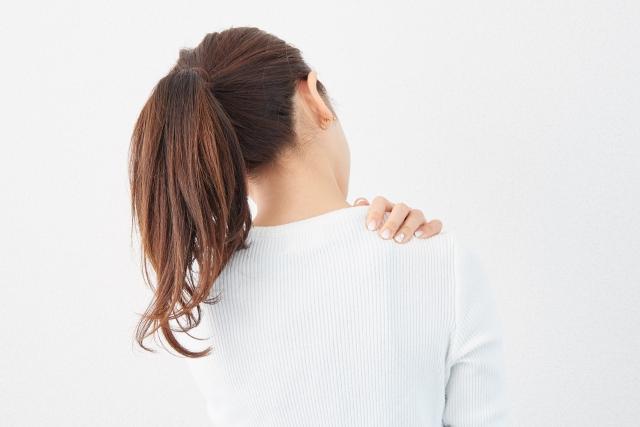 妊娠の肩こり
