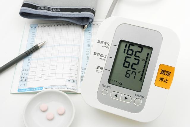 葉酸と血圧