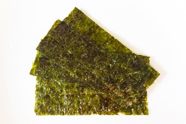 葉酸と海苔