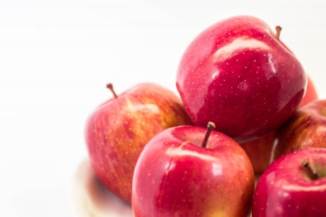 葉酸とりんご