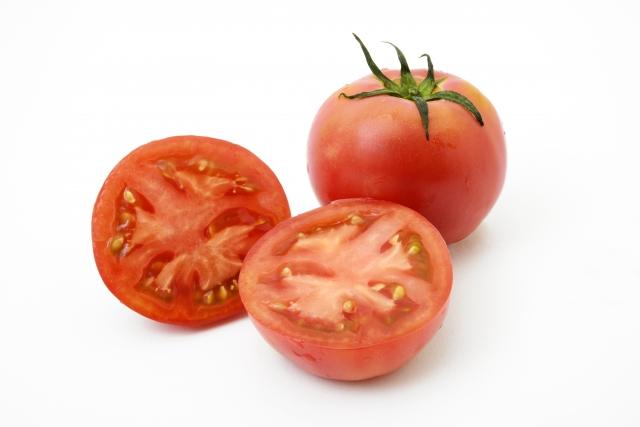 トマトと葉酸