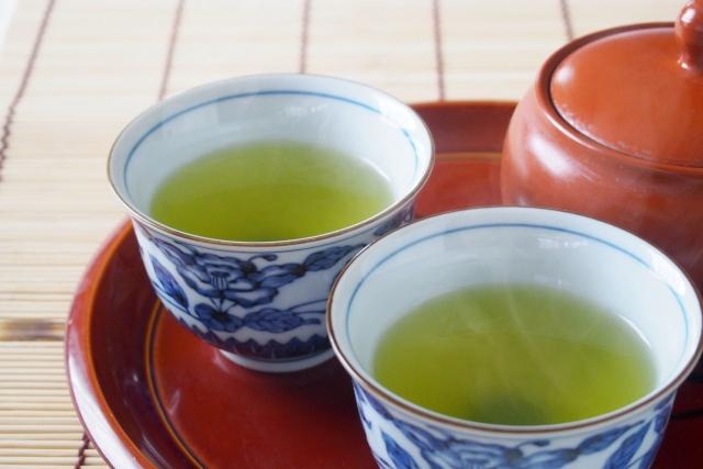 葉酸と緑茶