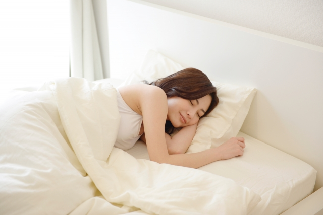 葉酸サプリと寝る前